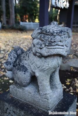 柳窪天神社  (東久留米市柳窪)15