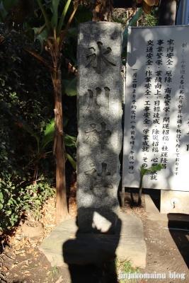 南大沢氷川神社(東久留米市南沢)14