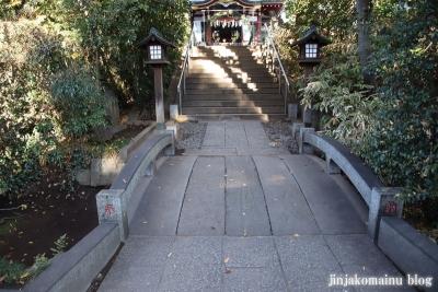 南大沢氷川神社(東久留米市南沢)1