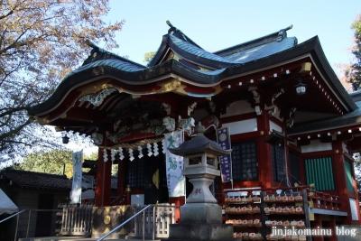 南大沢氷川神社(東久留米市南沢)8