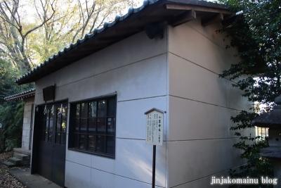 南大沢氷川神社(東久留米市南沢)12