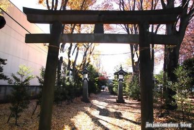 前沢八幡神社(東久留米市八幡町)4