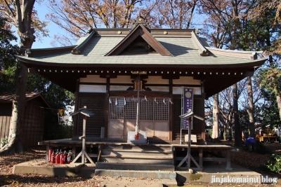 前沢八幡神社(東久留米市八幡町)8