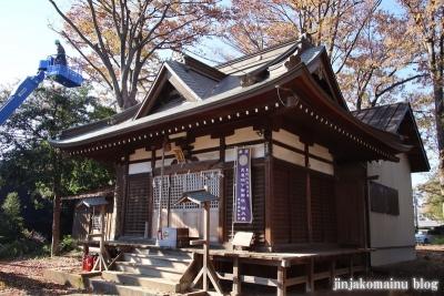 前沢八幡神社(東久留米市八幡町)9