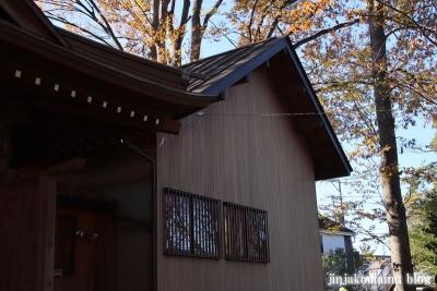 前沢八幡神社(東久留米市八幡町)10