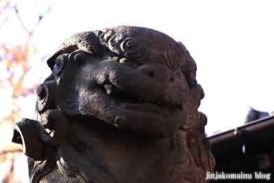 前沢八幡神社(東久留米市八幡町)21