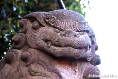 前沢八幡神社(東久留米市八幡町)23