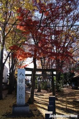 前沢八幡神社(東久留米市八幡町)1
