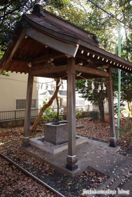 前沢八幡神社(東久留米市八幡町)5