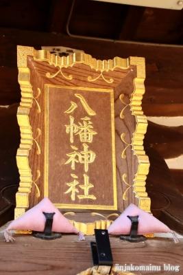 前沢八幡神社(東久留米市八幡町)7