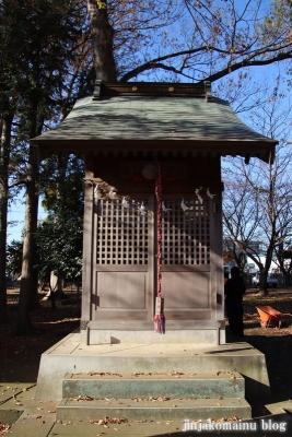 前沢八幡神社(東久留米市八幡町)11