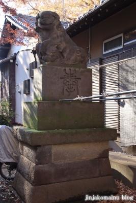 前沢八幡神社(東久留米市八幡町)12