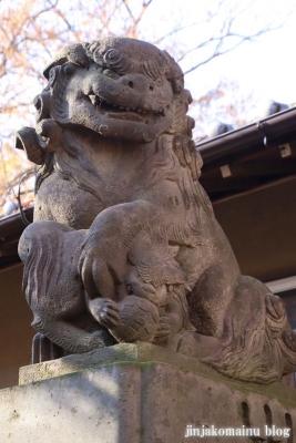 前沢八幡神社(東久留米市八幡町)13