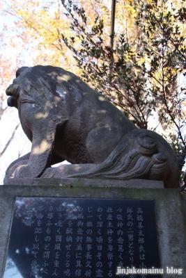 前沢八幡神社(東久留米市八幡町)18