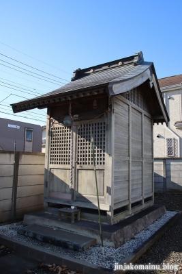稲荷神社(東久留米市八幡町)6