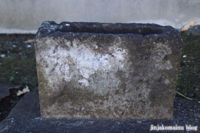 稲荷神社(東久留米市八幡町)4