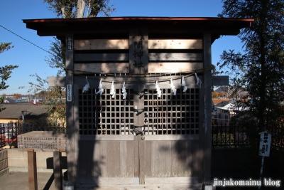 竹丘浅間神社(清瀬市竹丘)6