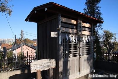 竹丘浅間神社(清瀬市竹丘)7