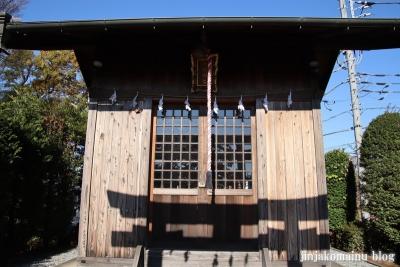 御嶽神社(東久留米市小山)5