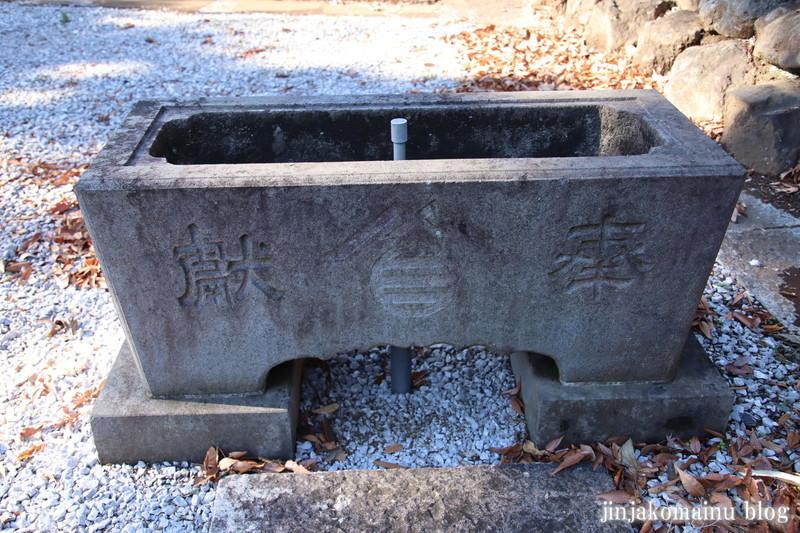 御嶽神社(東久留米市小山)17