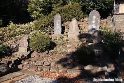 御嶽神社(東久留米市小山)19