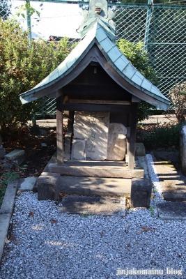 御嶽神社(東久留米市小山)21