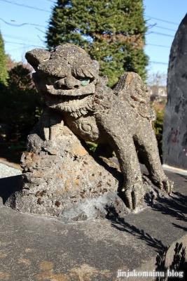 御嶽神社(東久留米市小山)10