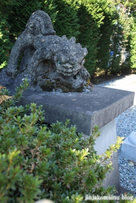 御嶽神社(東久留米市小山)13