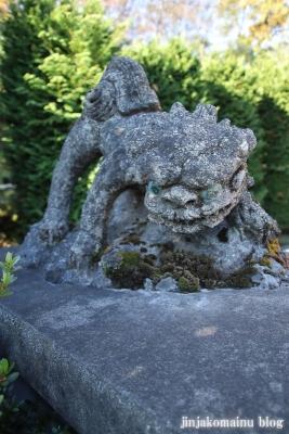 御嶽神社(東久留米市小山)14