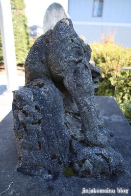 御嶽神社(東久留米市小山)16
