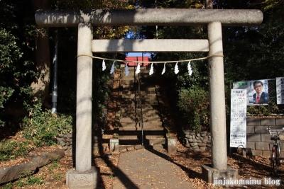 子ノ神社(東久留米市小山)3