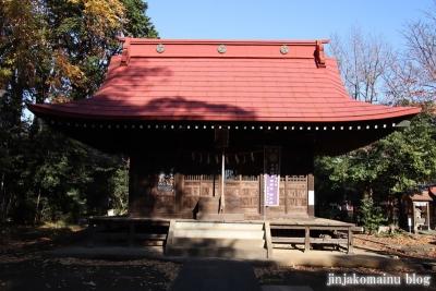 子ノ神社(東久留米市小山)7