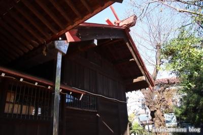 子ノ神社(東久留米市小山)10