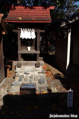 子ノ神社(東久留米市小山)11