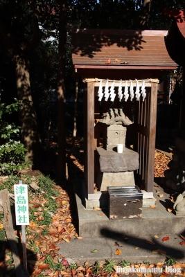 子ノ神社(東久留米市小山)12
