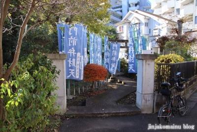 厳島神社(東久留米市新川町)1