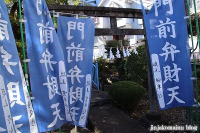 厳島神社(東久留米市新川町)2