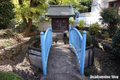 厳島神社(東久留米市新川町)3