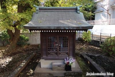 厳島神社(東久留米市新川町)4