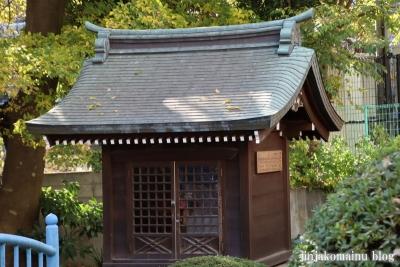 厳島神社(東久留米市新川町)5