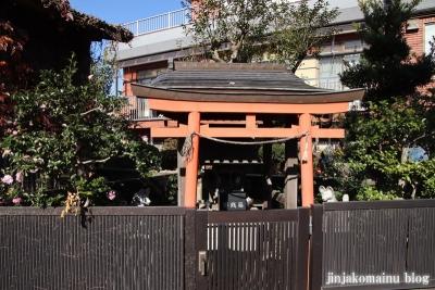 稲荷神社(東久留米市新川町)1