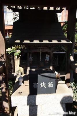 稲荷神社(東久留米市新川町)4