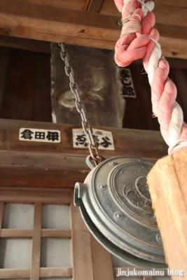 門前稲荷神社(東久留米市東本町)7