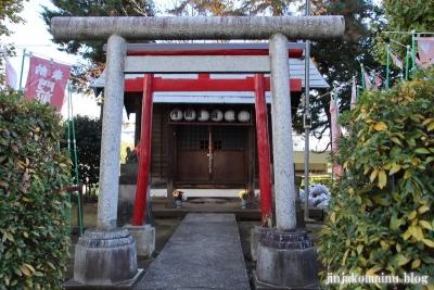 門前稲荷神社(東久留米市東本町)1