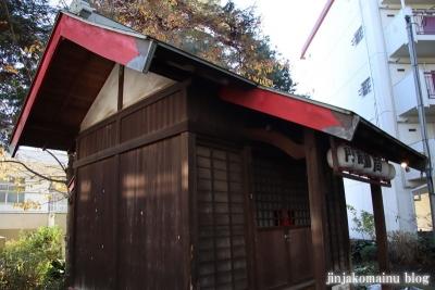 門前稲荷神社(東久留米市東本町)8