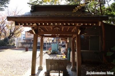 浅間神社(東久留米市浅間町)5