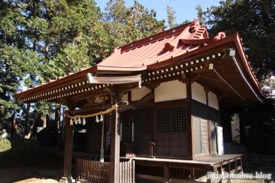 浅間神社(東久留米市浅間町)8