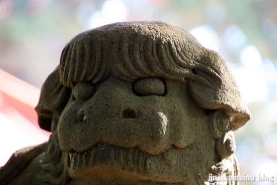 浅間神社(東久留米市浅間町)24