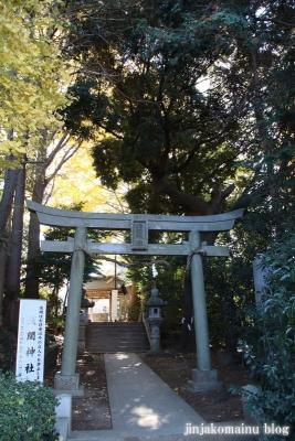 浅間神社(東久留米市浅間町)1