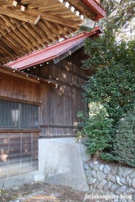 浅間神社(東久留米市浅間町)9